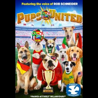 Pups United | SD | VUDU