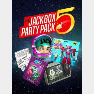 The Jackbox Party Pack 5 Steam Key/Code Global