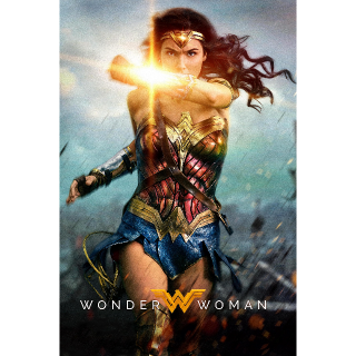 Wonder Woman | HDX | UV