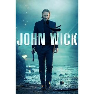 INSTANT John Wick | HD | iTunes