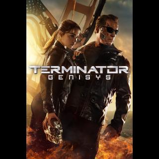 Terminator Genisys   HDX   UV VUDU
