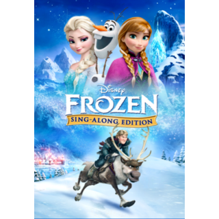 Frozen Sing Along Edition | HDX | MA