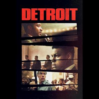 Detroit | HDX | UV VUDU