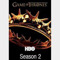 Game of Thrones Season 2 | HD | iTunes