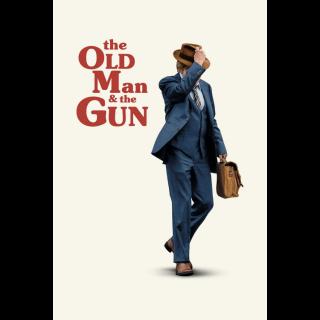 The Old Man & the Gun | HDX | VUDU or HD iTunes via MA