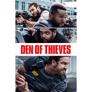 Den of Thieves | HD | iTunes