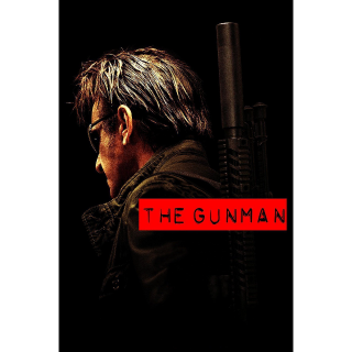 The Gunman | HDX | UV