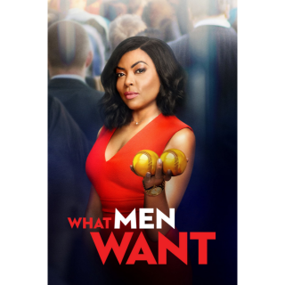 INSTANT DELIVERY What Men Want | HD | iTunes