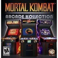 Mortal Kombat Arcade Kollection Steam Key/Code Global