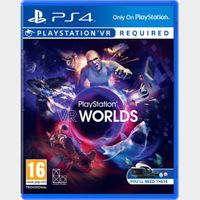 PlayStation VR Worlds PS4 Key/Code EU