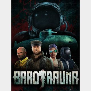 Barotrauma Steam Key/Code Global