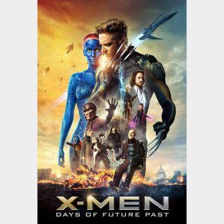 X-Men: Days of Future Past | HDX | UV VUDU