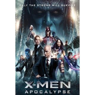 X-Men: Apocalypse | HDX | UV VUDU