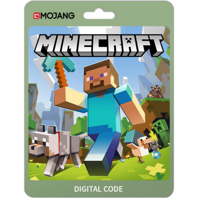 Minecraft: JAVA Edition Key/Code Global - Other Games