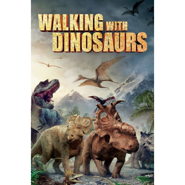 Walking With Dinosaurs | HDX | UV VUDU