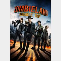 Zombieland: Double Tap | HDX | VUDU or HD iTunes via MA