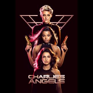 Charlie's Angels Digital Code | HDX | VUDU