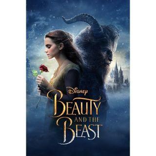 Beauty and the Beast | HDX | MA VUDU