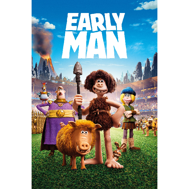Early Man | HDX | UV VUDU