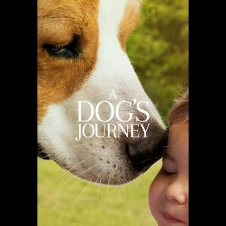 A Dog's Journey | HDX | VUDU or HD iTunes via MA
