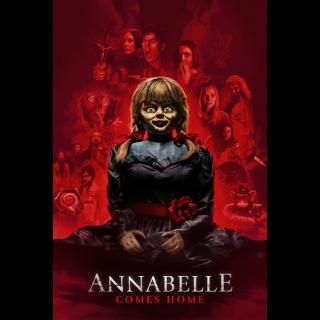 Annabelle Comes Home | HDX | VUDU