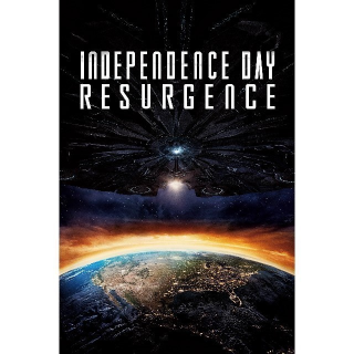 Independence Day: Resurgence | HDX VUDU OR HD iTunes