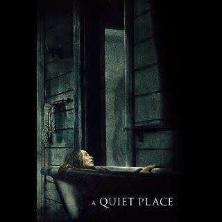 A Quiet Place | HDX | VUDU