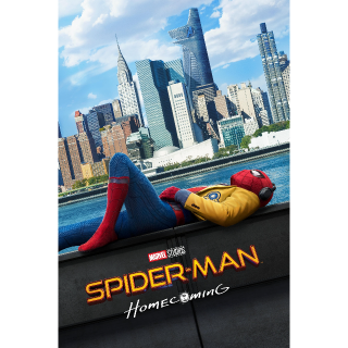 Spider-Man: Homecoming | HDX | VUDU / MA
