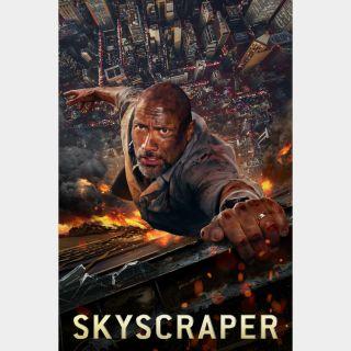 Skyscraper | HDX | UV VUDU or HD iTunes via MA