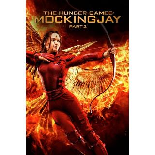 The Hunger Games: Mockingjay - Part 2 | HDX | VUDU