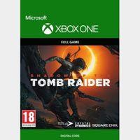 Shadow of the Tomb Raider Xbox Key/Code Global