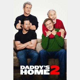 Daddy's Home 2 | HDX | UV VUDU