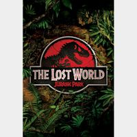 INSTANT DELIVERY The Lost World: Jurassic Park | HDX | VUDU or HD iTunes via MA