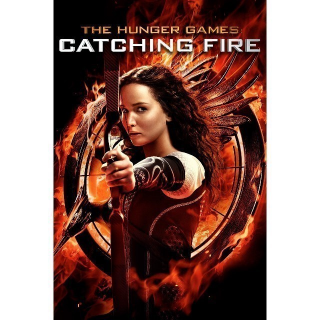 INSTANT DELIVERY The Hunger Games: Catching Fire | 4K/UHD | ITUNES