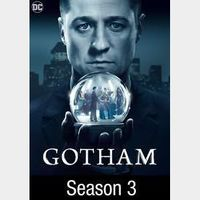 Gotham Season 3   HDX   VUDU