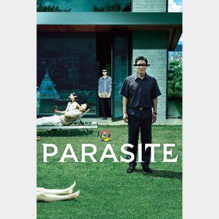 Parasite 2019 Digital Code | HDX | VUDU or HD iTunes via MA