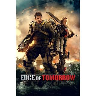 Edge of Tomorrow   HDX   UV