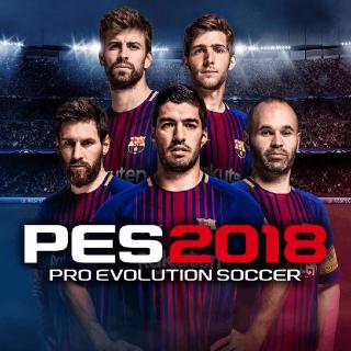 Pro Evolution Soccer 2018 Standard Edition Steam Key/Code Global