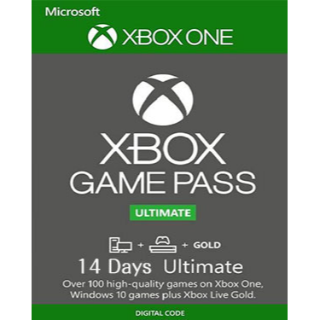 Game Pass Ultimate 14 Days Xbox One Key/Code Global
