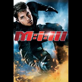 Mission: Impossible III | HDX | VUDU