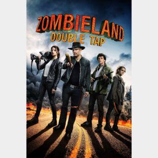 Zombieland: Double Tap | HDX | VUDU or HD iTunes via MA