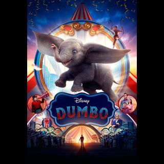 Dumbo 2019 | HDX | VUDU / MA