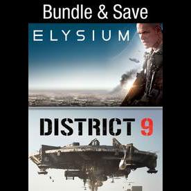 District 9 & Elysium   HDX   MA PORTS TO VUDU