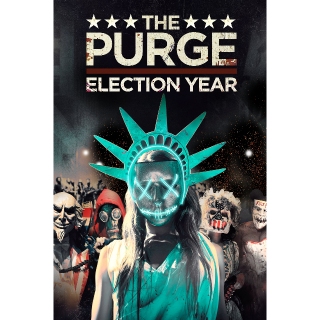 The Purge: Election Year | HD | iTunes