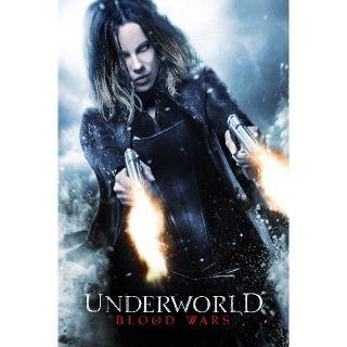 Underworld: Blood Wars | HDX | UV VUDU MA