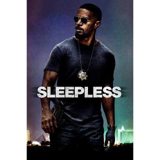 Sleepless | HDX | UV