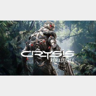 Crysis Remastered Epic Games Key/Code Global