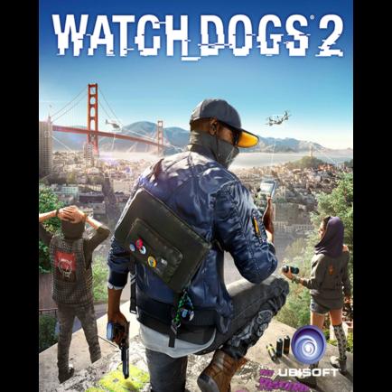 Watch Dogs 2 Uplay Key/Code EMEA