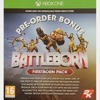 INSTANT DELIVERY Battleborn Firstborn Pack DLC Xbox One Key/Code Global