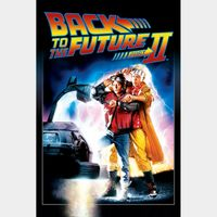 INSTANT DELIVERY Back to the Future Part II | HD | iTunes